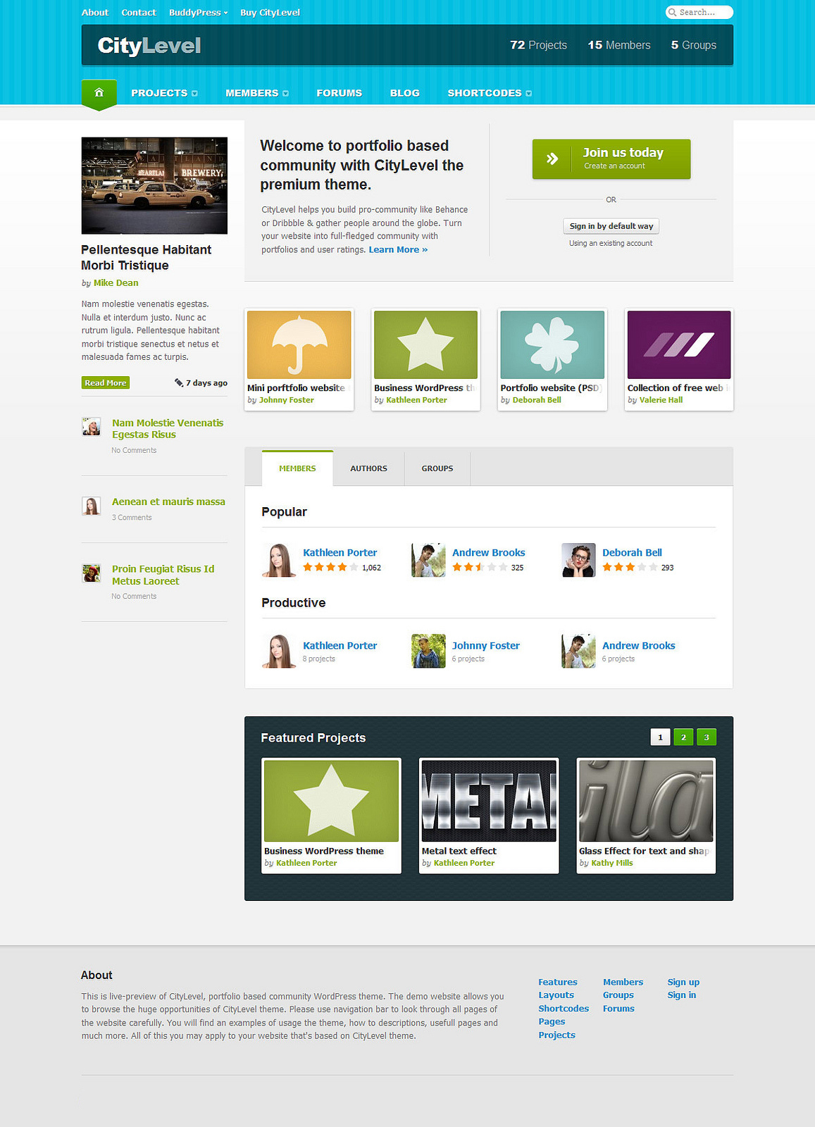 Social Websites Templates. social foundation website template ...